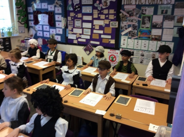 Year 5 Victorian Experience