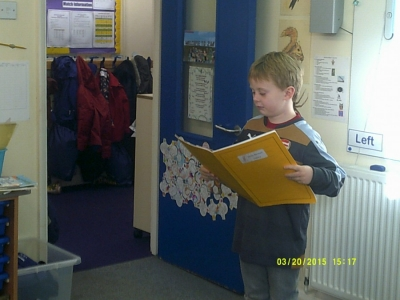 Year 2 Poetry