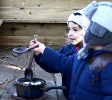 Video: Reception Forest School Taster Morning