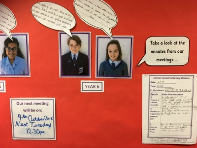 A new pupil voice