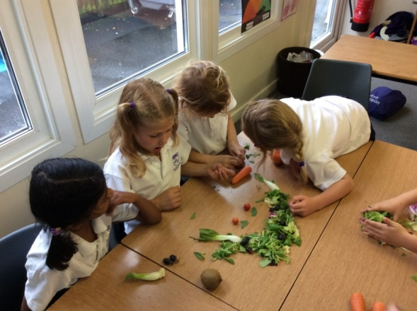 Arcimboldo Artists in Year 2!