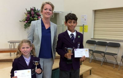 Poetry Competition is full of dreams and imagination