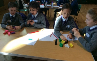 Year 5 Mathematicians rise to the challenge at Epsom