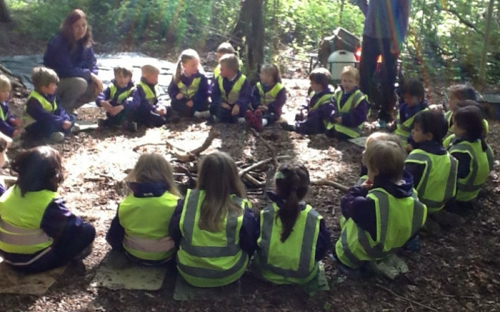 Forest School - it's good to be back!