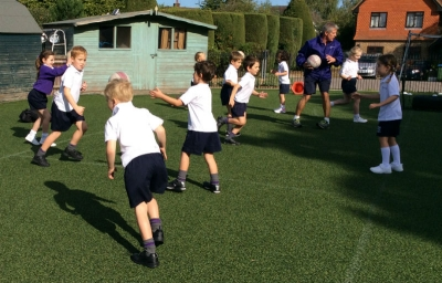 What really happens in Year 1 & 2 sport?