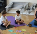 Video: Kindergarten Yoga