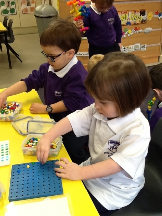 Weston Green School welcomes rising three's