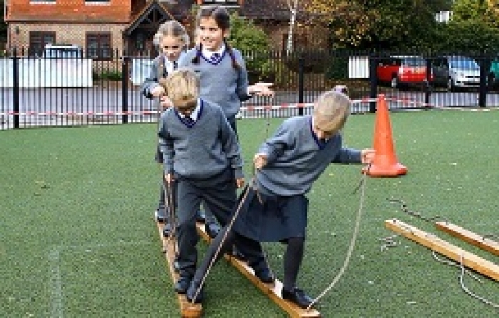 Video: Year 4 & 5 Problem Solving Activities