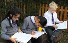 Outdoor Learning in Key Stage 2