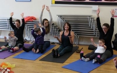 Video: Reception Induction and Yoga Taster Morning