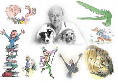 Roald Dahl project is launched