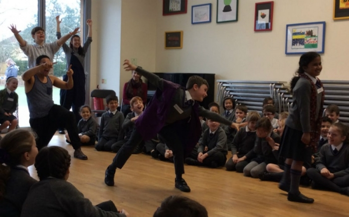 The Magic of 'A Midsummer Night's Dream' comes to WGS