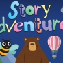Story Adventures: Oi Frog and The Very Hungry Caterpillar