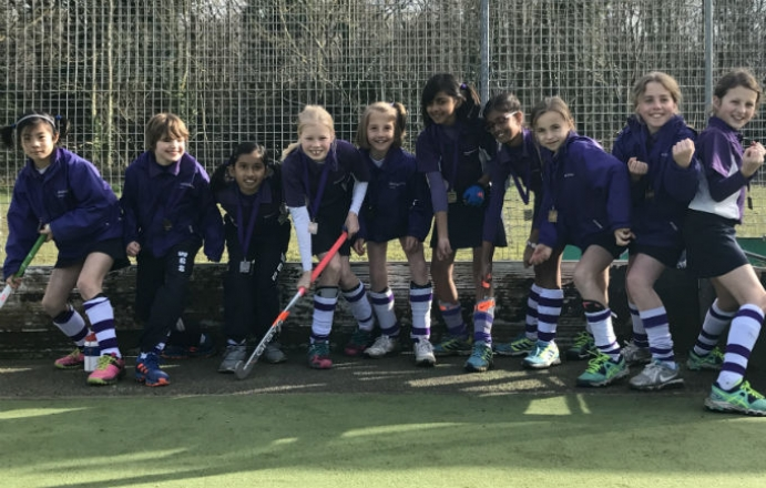 WGS U11 Girls Hockey Tournament 2017