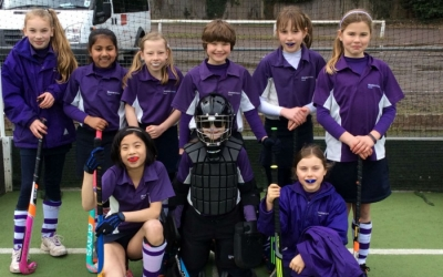 WGS U11 Girls Hockey Tournament