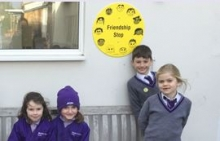 School Council introduce Friendship Stop