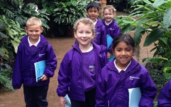 Year 1 Learn About Growing Plants at RHS Garden Wisley
