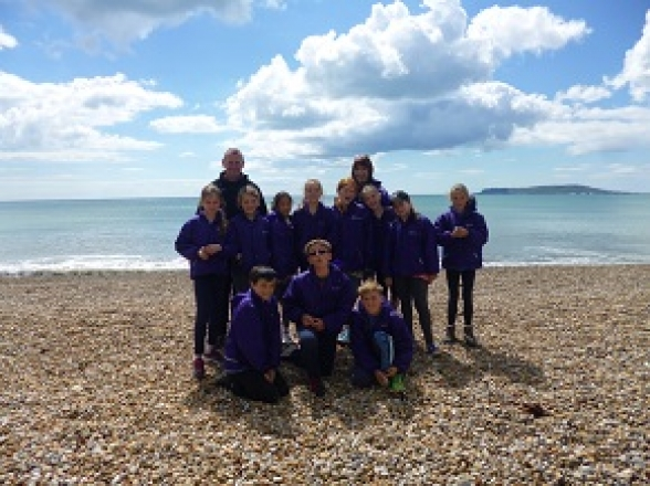 Year 5 Does Like to be Beside the Seaside!