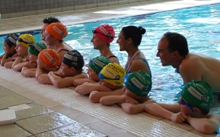 Swimathon Supports Sport Relief