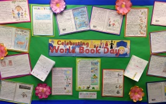 Author, Zehra Hicks, Visits Weston Green for World Book Day