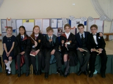 Pupils enjoy a week of literary celebrations for World Book Day