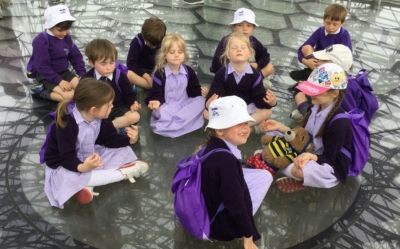 Year 1 visit beautiful Kew Gardens