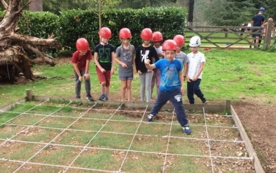 Video: Years 3 and 4 spend the night at High Ashurst