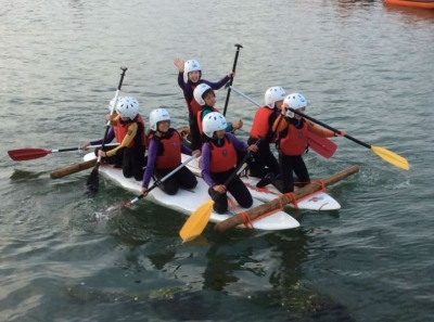 Video: Years 5 & 6 Residential to the Isle of Wight