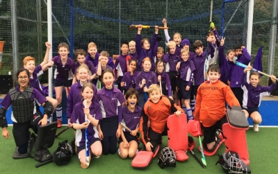 Year 3 Hockey victory is a great start to the year