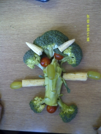 Fun with Food in Year 2