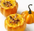 A Recipe from the Food Committee: Squash Soup in Pumpkin Bowls