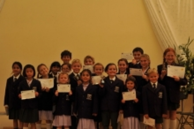 Weston Green School's inaugural poetry competition