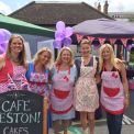 Photos of the VE day street party summer fair