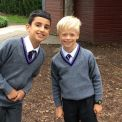 Year 3 and 6 buddies start the new academic year together!