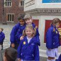 Year 1 head to Hampton Court