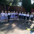 A little bit of Symmetry with Year 1