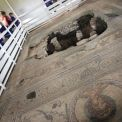 Year 4 Bignor Roman Villa Trip