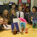 KS2 Art Club Christmas Creations