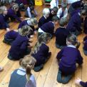 Castle Workshop with Year 1