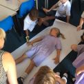 Year 1 Exploring their body