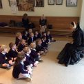 Year 1 visit Hampton Court Palace