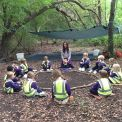 RM have fabulous fun at Forest School!