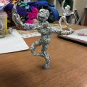 Year 2's Foil Figurines