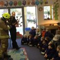 The Fire Engine visits EYFS