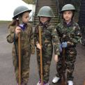 Year 6 take a trip to Henley Fort to find out more about the roles of the ARP and the Homeguard