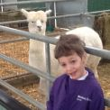 Reception visit Bocketts Farm