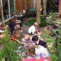 Reception enjoy the Outdoors