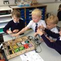Exciting electricity for Year 2