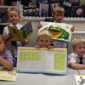 Reception prepares for Year 1.