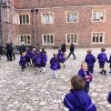 Year 1 visit Hampton Court